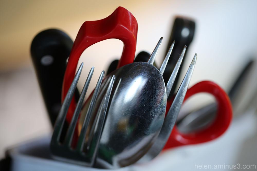 Culinary armoury