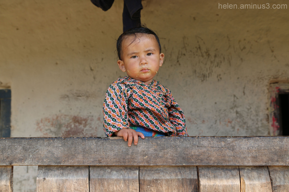People of Nepal - Eastern rural