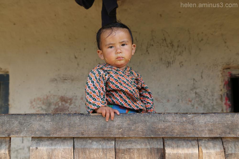 People of Nepal - Eastern rural