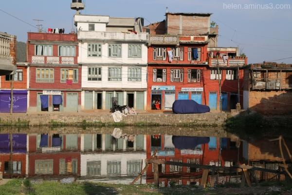 Nepal reflections
