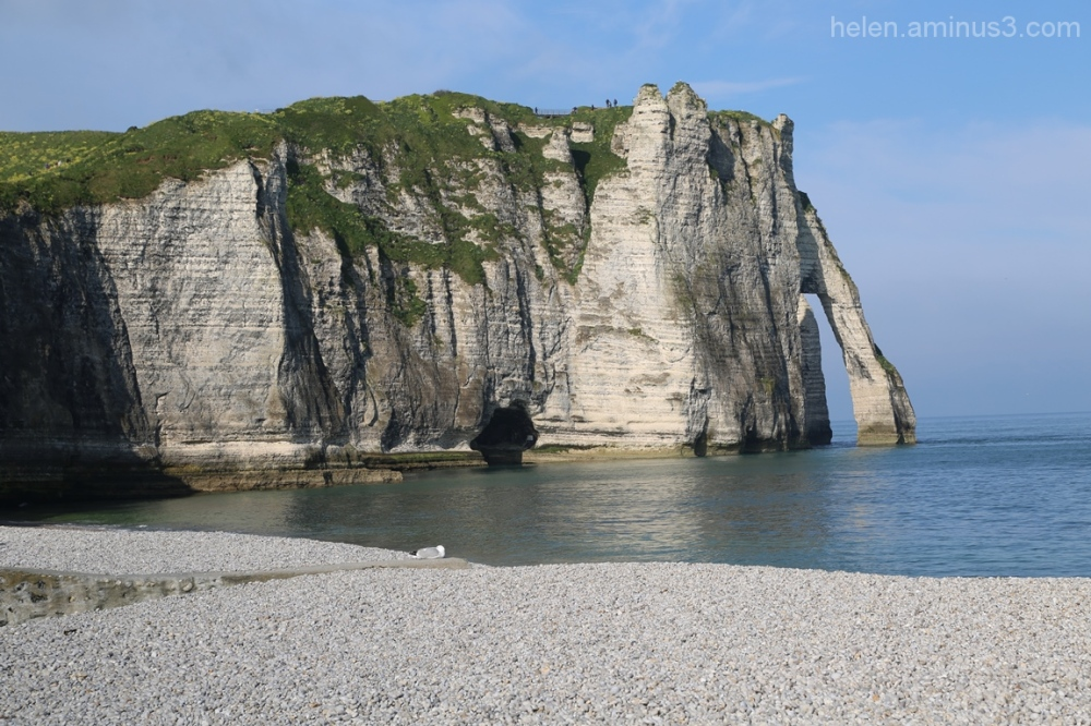 Etretat - Rock formations 2
