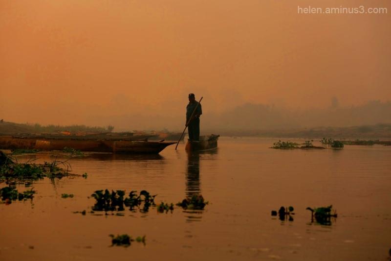 The fisherman - Nepal