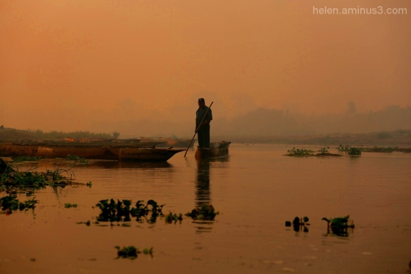 The fisherman - Nepal