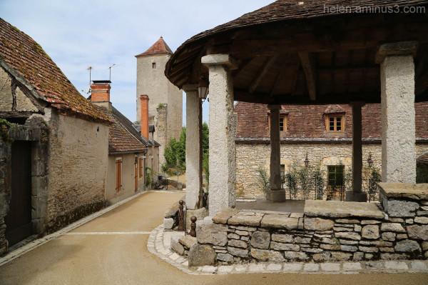 Village in the Dordogne 2