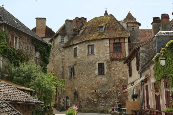 Village in the Dordogne 3