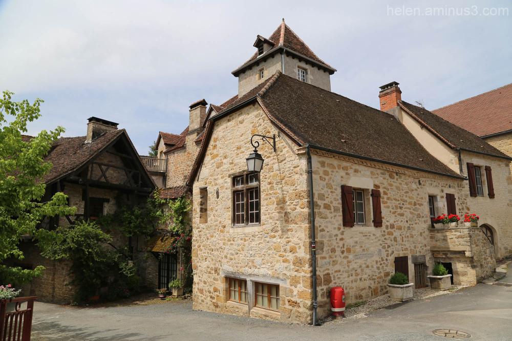 Village in the Dordogne 4