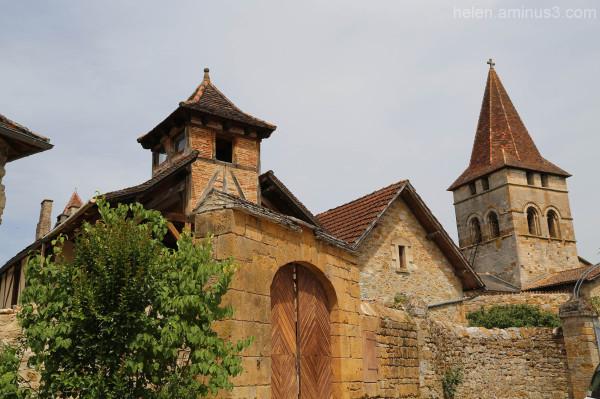 Village in the Dordogne 7