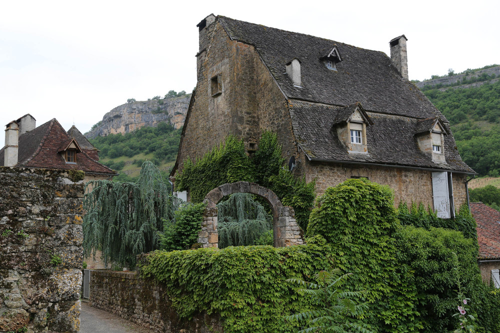 Village in the Dordogne 8