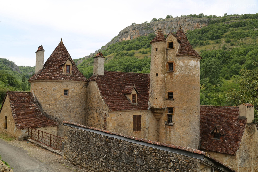 Village in the Dordogne 9