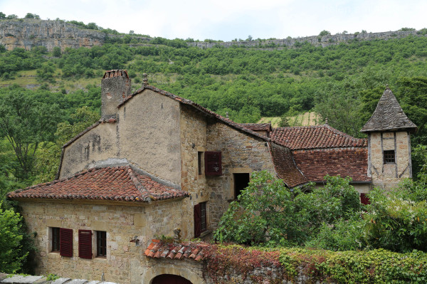 Village in the Dordogne 10