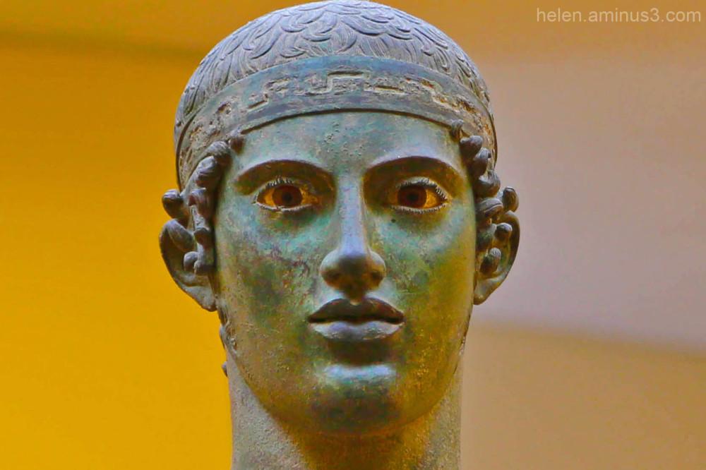 Charioteer of Delphi #1