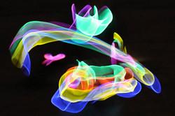 Glow sticks for New Year! 2