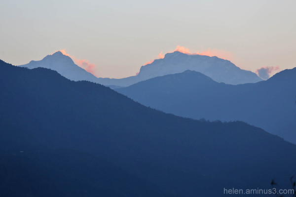 Himalayan sunrise 2