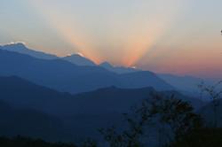Himalayan sunrise 3