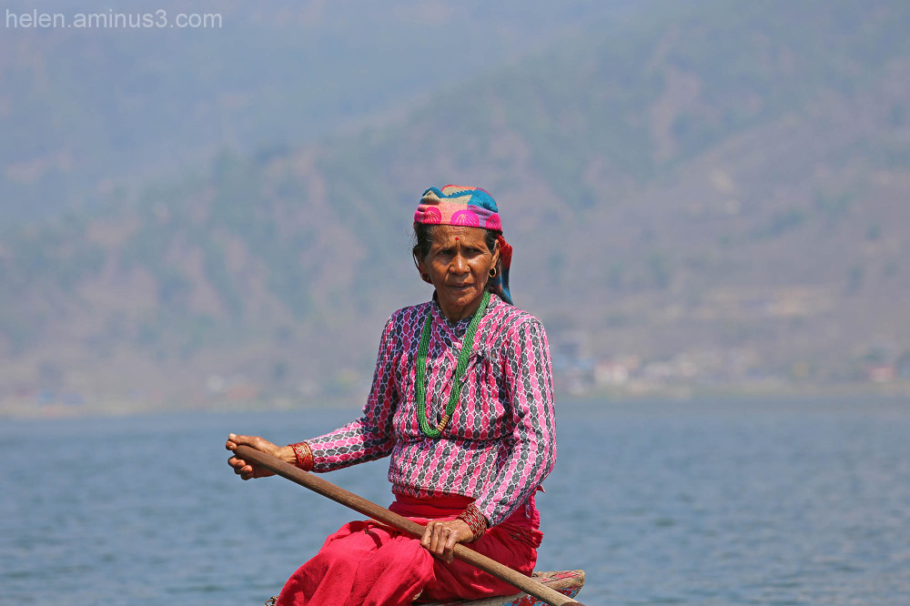 Phewa Lake: Pokhara