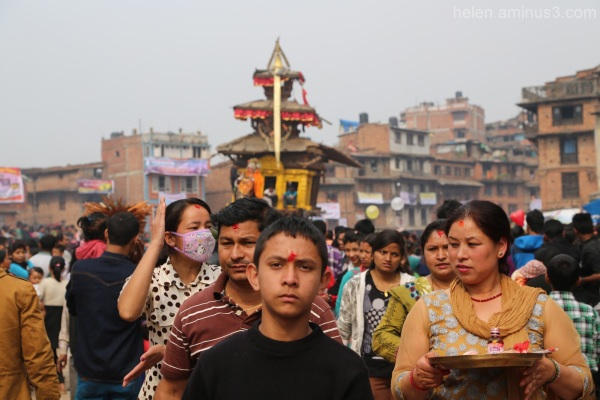 Festival time - Bhaktapur
