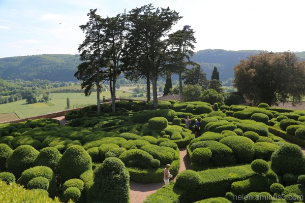 The gardens of Marquessac