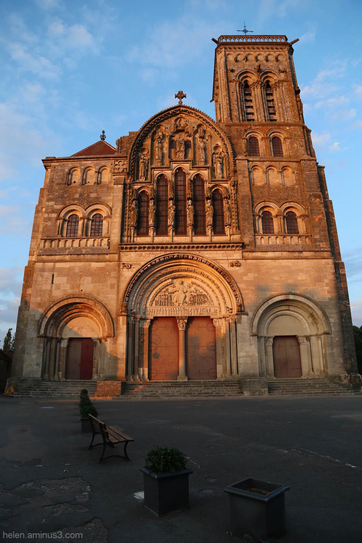 Basilica - Vézelay