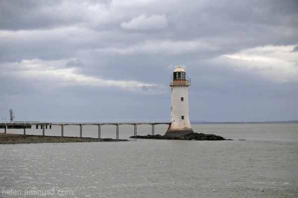 Lighthouse on the Shannon