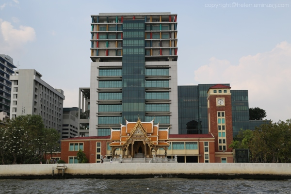 Bangkok: The old and the new