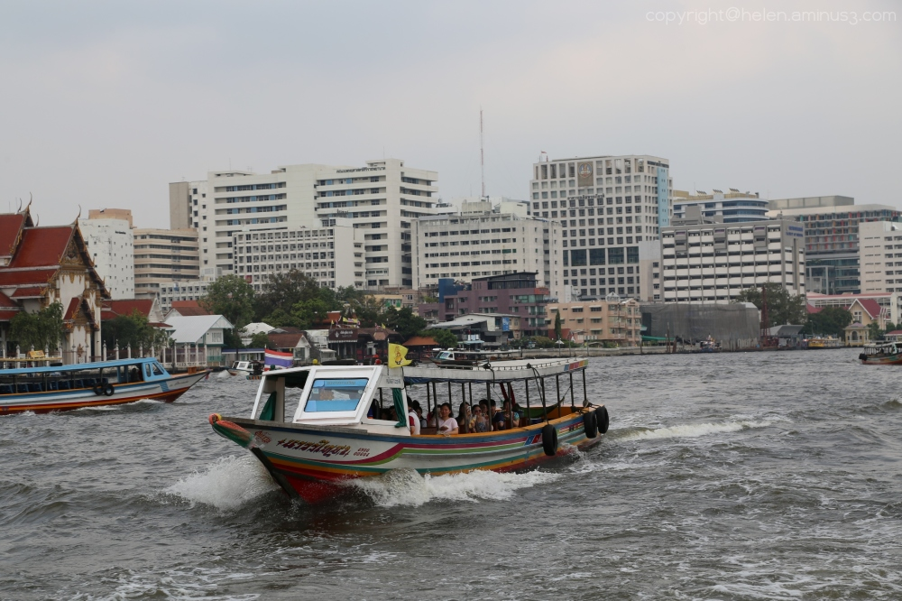 Chao Prraya River: Bangkok's transport arterial