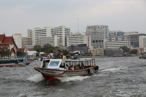 Chao Praya River: Bangkok's transport arterial