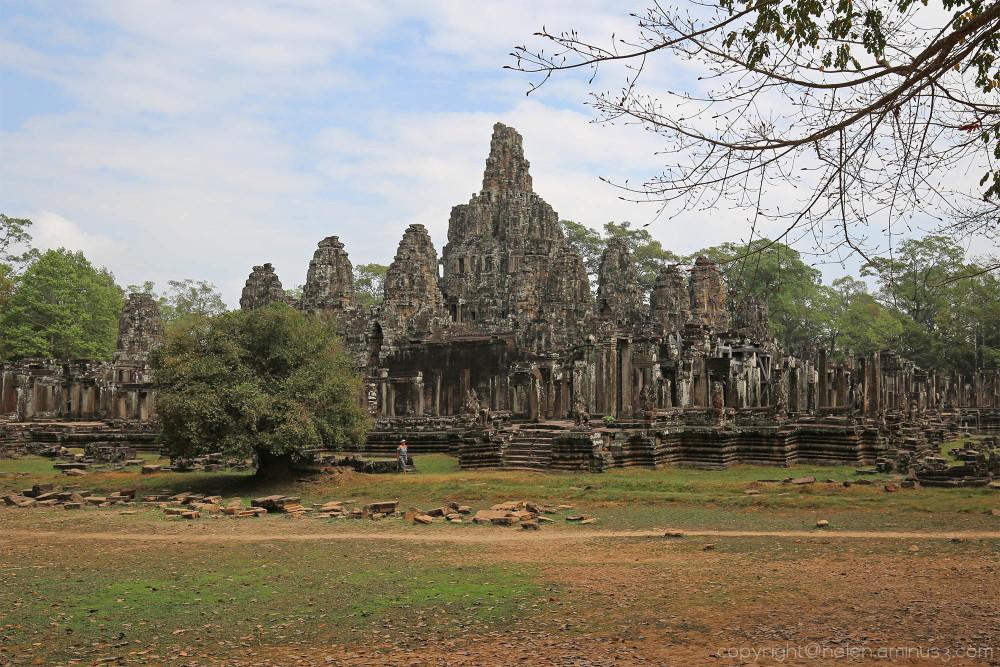 Angkor Thom: Bayon temple 3 of 3