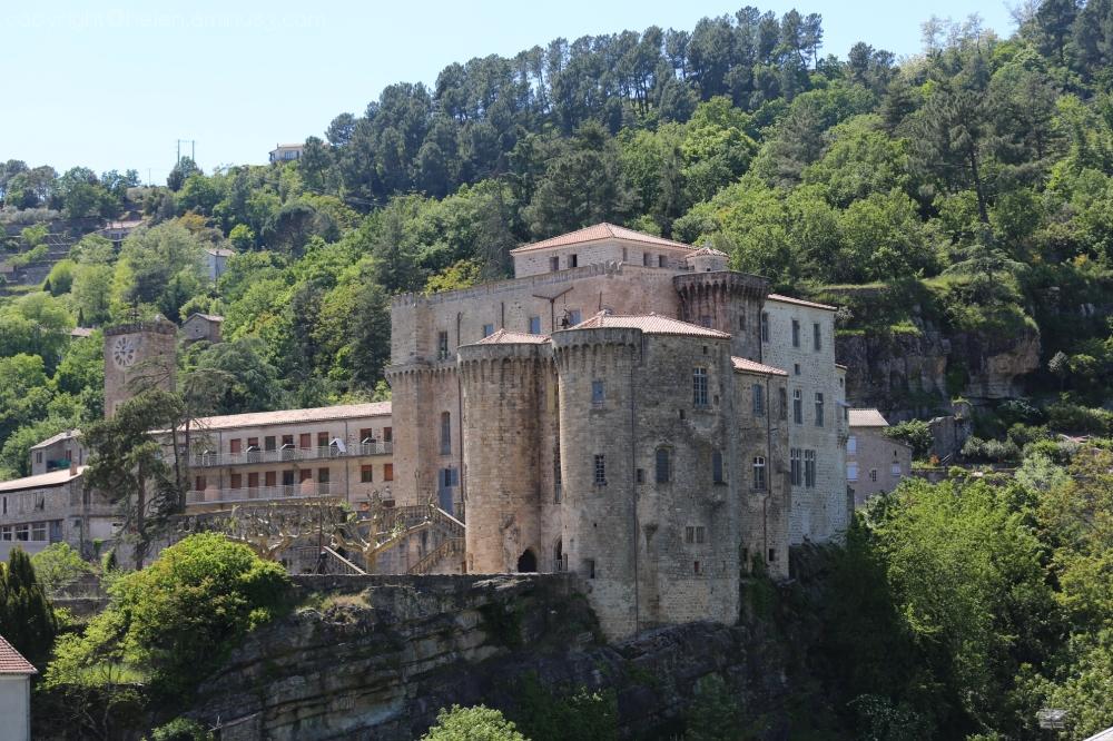 Castle – Largentière