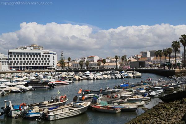 Olhão harbour