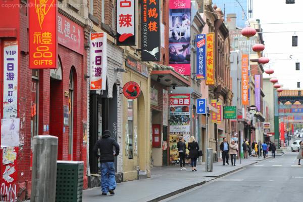 Chinatown : Melbourne