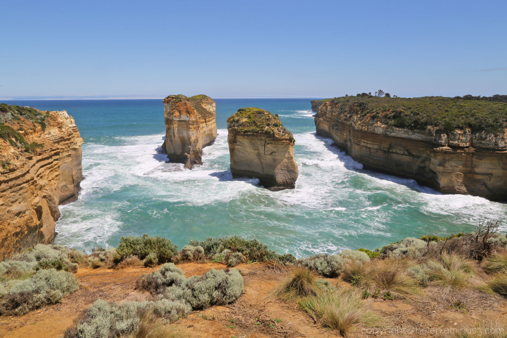 The Great Ocean Road : 6