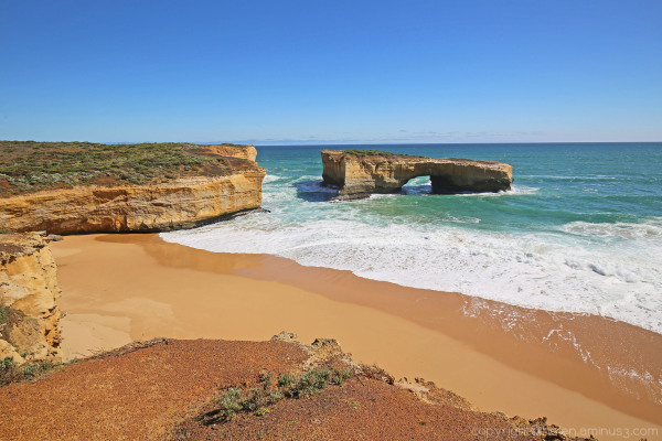 The Great Ocean Road : 9