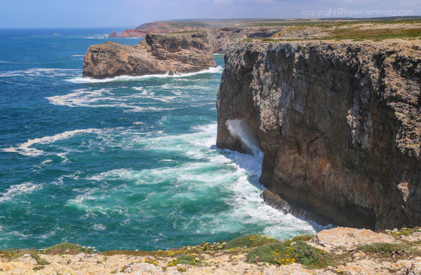 Wild Atlantic cost of Sagres : 4