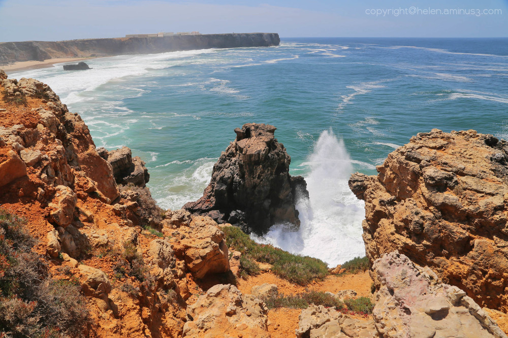 Wild Atlantic cost of Sagres : 7