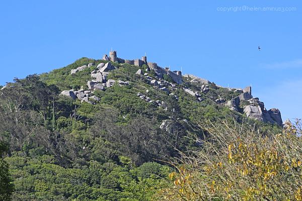 Castelo dos Mouros (Moors Castle) Sintra