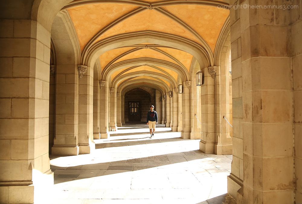 Old Arts building: Melbourne