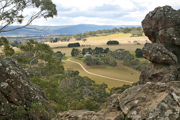 Farm: from Hanging Rock