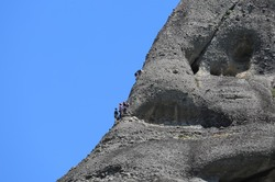 Climbers @ Meteora