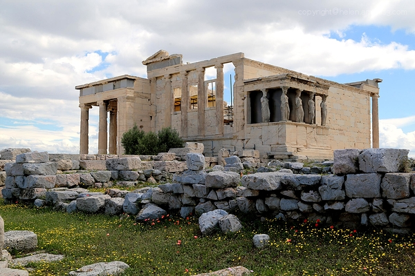 A visit to the Acropolis: 2
