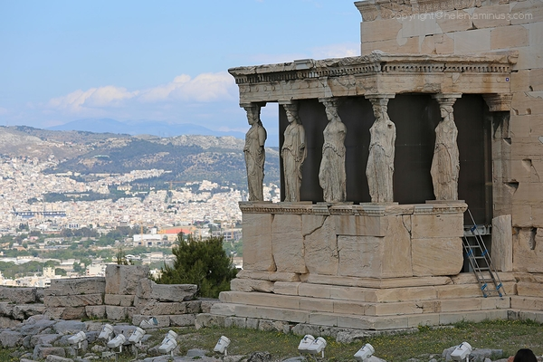 A visit to the Acropolis: 3