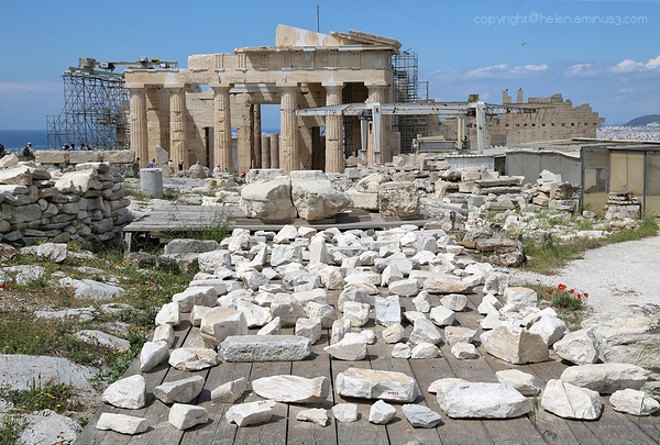 A visit to the Acropolis: 4
