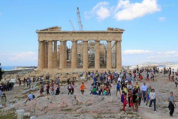 A visit to the Acropolis: 5