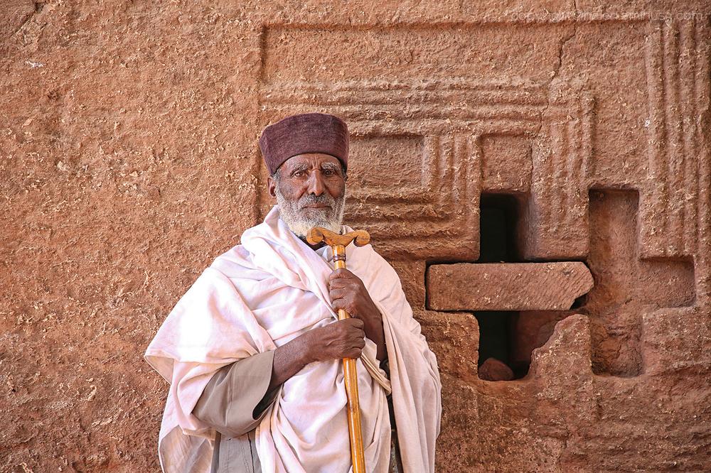 Priest: Lalibela