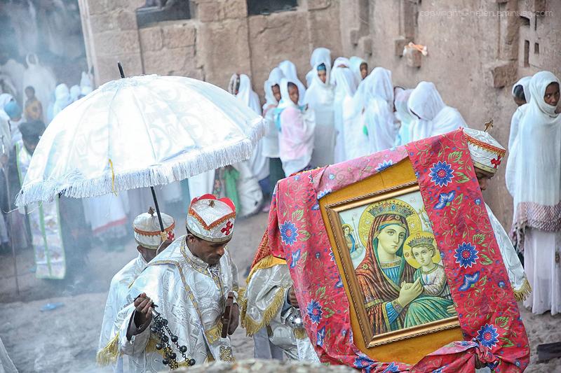 Ceremony: Lalibela