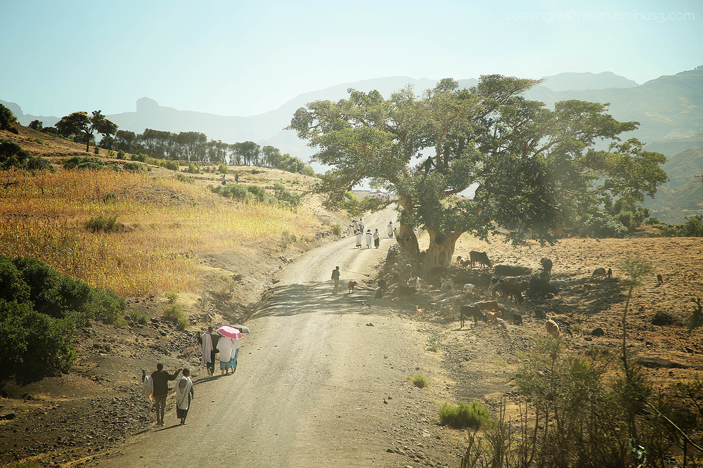 Out of Lalibela