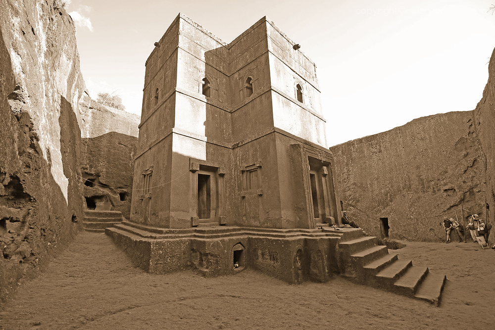 Church of St George: Lalibela