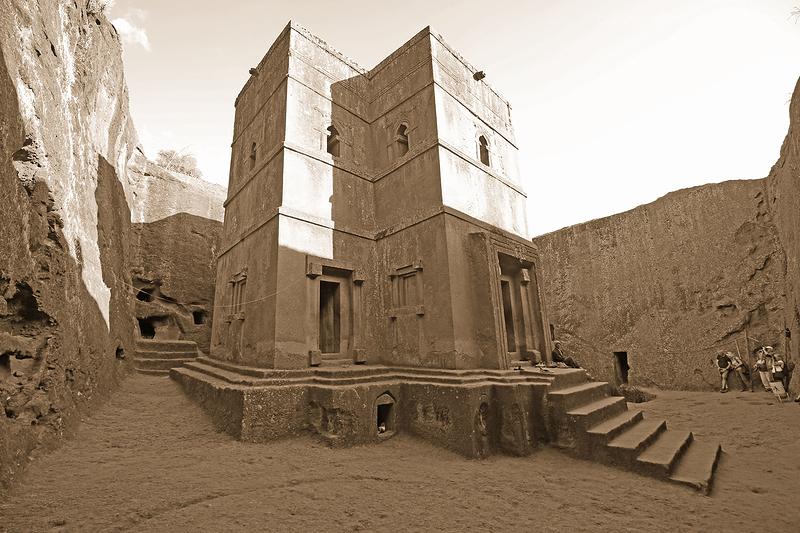 Church of St George: Lalibela