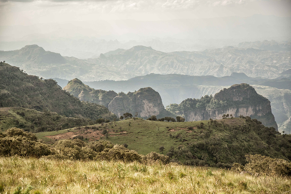 Simien Mountains: 1