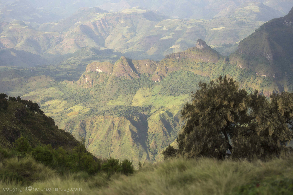 Simien Mountains: 2