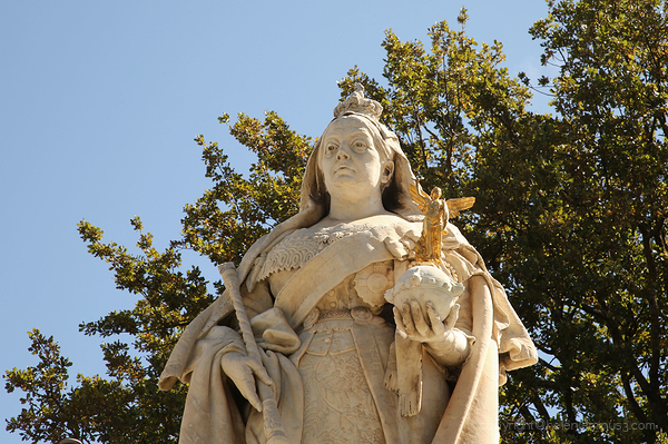 Queen Victoria   Ballarat